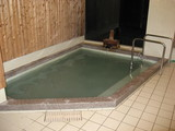 応徳温泉お風呂