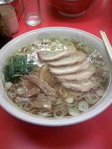 バリバリ チャーシュー麺大盛り