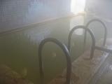 神恵内の温泉内風呂