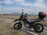 筑波山とXT