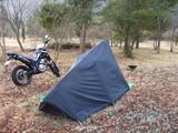 テントとXT