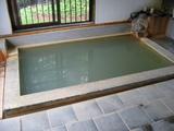 湯の倉温泉風呂