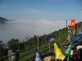 日勝峠の雲海