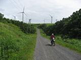 苫前の風車