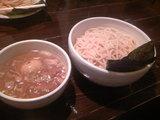 茅野根 特性付け麺大盛り