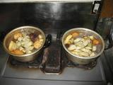 鍋作りすぎ