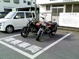 加須マイン駐車場!