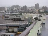 小樽港着岸