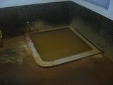 毒沢温泉 風呂