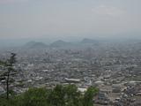 峰山公園からの風景