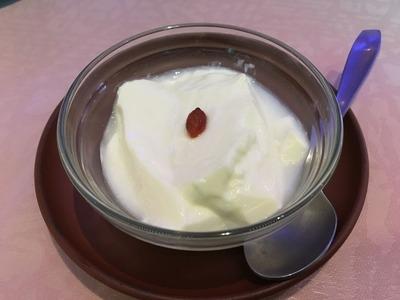 旬輝 船橋 中華 杏仁豆腐IMG_1489