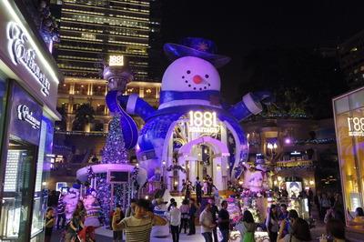 香港 1881 クリスマスIMGP4119