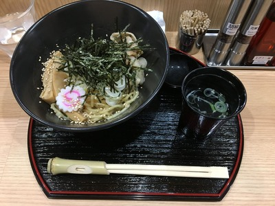 Japanese Noodles 真 大久保 油そばIMG_1331