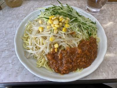 熊公浅草橋ジャージャー麺IMG_6248