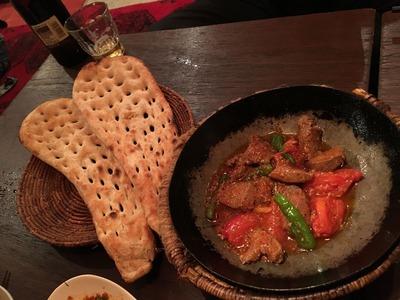 キャラバンサライ包 東中野 アフガニスタン料理IMG_0247[1]