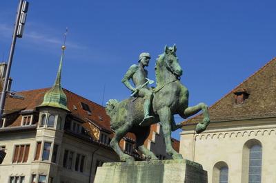 スイス旅行記 チューリッヒ 観光IMGP3895