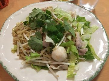 バーンルンナンチャオ 西荻窪 タイ料理 バーミーヘンIMG_0313[1]