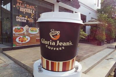 GloriaJean'sCoffeesグロリアジーンズコーヒーIMGP5291