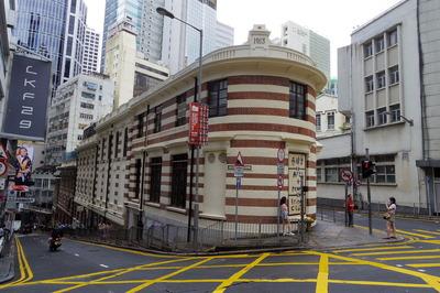 フリンジクラブ香港セントラルIMGP5401