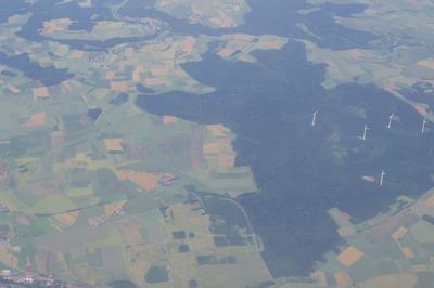 スイス旅行記 ルフトハンザ航空IMGP3976