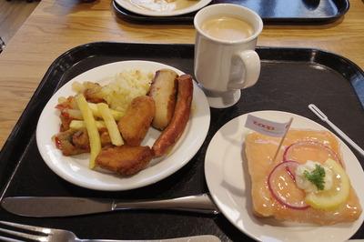 インターラーケンオスト コープレストランCoop RestaurantIMGP3461