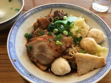 香港麺 新記 四谷三丁目IMG_0099