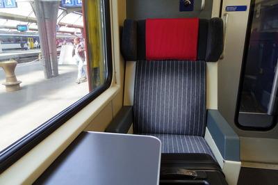 スイス旅行記 チューリッヒ中央駅IMGP3934