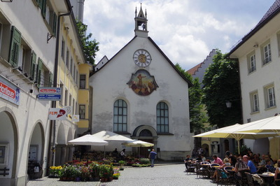 オーストリア フェルトキルヒ 旅行記IMGP3728