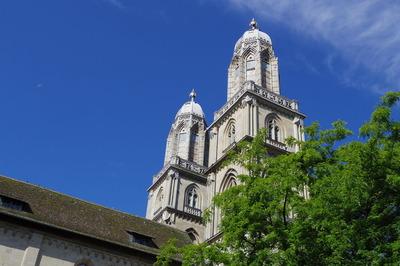 スイス旅行記 チューリッヒ 観光IMGP3902