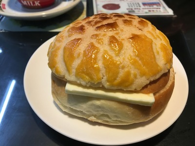 飯田橋香港 贊記茶餐廳ホンコンチャンキチャチャンテンIMG_1296