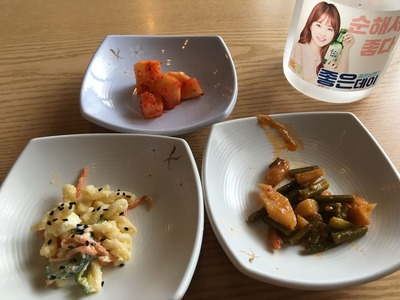 コサム冷麺専門店 新大久保西武新宿IMG_2072