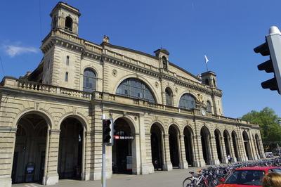 スイス旅行記 チューリッヒ中央駅IMGP3931