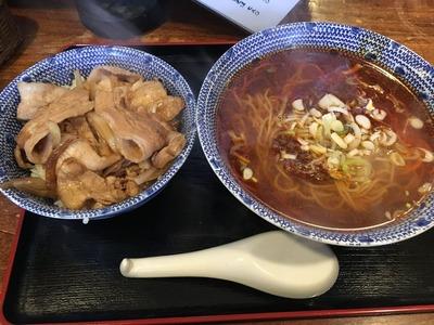 中国麺飯酒家 凛 井荻 勝浦タンタン麺IMG_1380