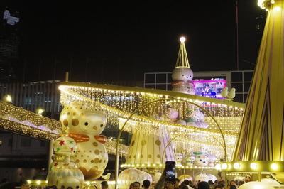 香港 クリスマスIMGP4115