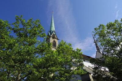 スイス旅行記 チューリッヒ 観光IMGP3915