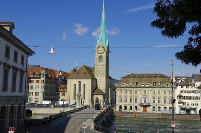 スイス旅行記 チューリッヒ 観光IMGP3899