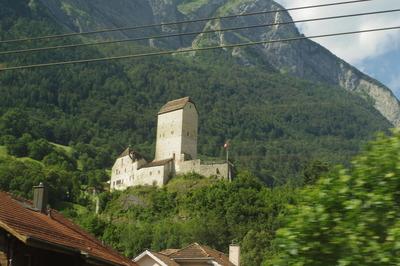 スイス旅行記 サルガンス チューリッヒIMGP3782