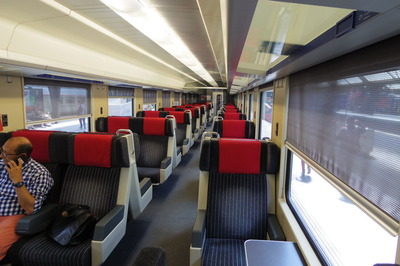 スイス旅行記 チューリッヒ中央駅IMGP3935
