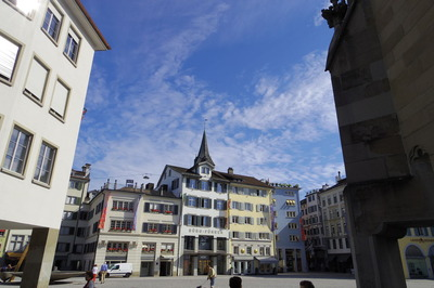 スイス旅行記 チューリッヒ 観光IMGP3886