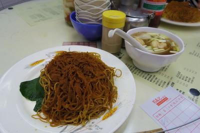 劉森記麺家@深水埗 蝦粉雲吞勞麺IMGP4080