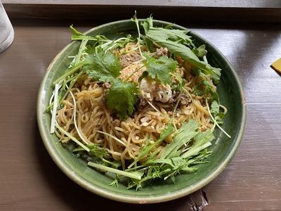 The Old Arrow西荻窪まぜそば輝麺ルーメンIMG_6803