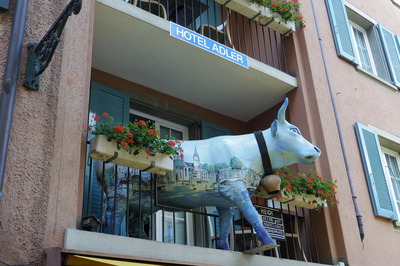 スイス旅行記 チューリッヒ 観光IMGP3913