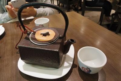 Ying Ker Lou 迎客楼 パビリオン客家料理IMGP5506