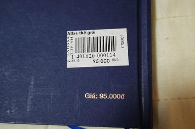 ベトナム語地図帳IMGP2696