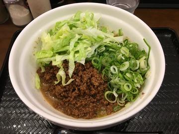 湯島ひよこ堂 汁無し担担麺IMG_0726[1]