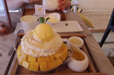Make Me Mango マンゴーデザートマンゴースイーツIMGP4695