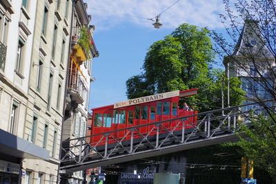 スイス旅行記 チューリッヒ 観光IMGP3917