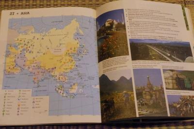 マレーシアマレー語世界地図帳集めるマニアコレクターIMGP6798
