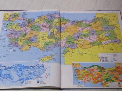トルコの世界地図帳RIMG2337