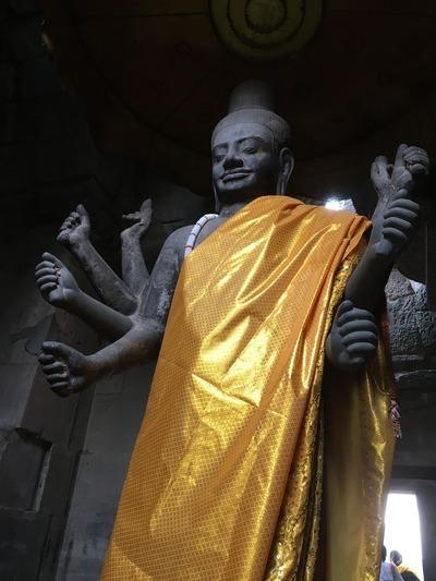 アンコールワット シェムリアップ カンボジア 観光IMG_1566